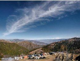 camp Bird eye view