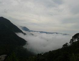 clouds at Pangot